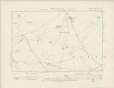 Wiltshire XLVI.SW - OS Six-Inch Map