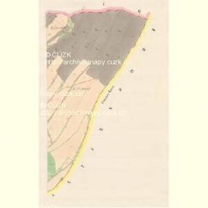 Kunzendorf (Kuncice) - m0475-2-004 - Kaiserpflichtexemplar der Landkarten des stabilen Katasters