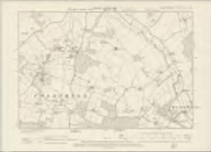 Buckinghamshire XLIII.SW - OS Six-Inch Map