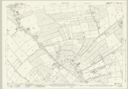 Cambridgeshire VIII.13 (includes: Elm; Emneth; Outwell; Outwell) - 25 Inch Map