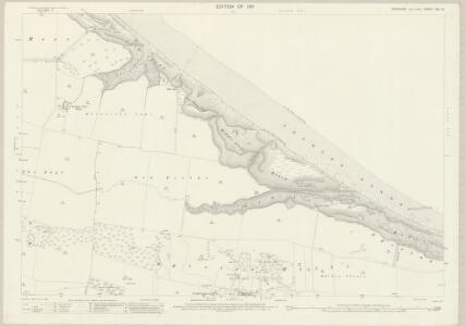 Yorkshire CXI.13 (includes: Reighton) - 25 Inch Map