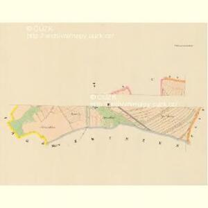 Unter Zwinzen - c1396-1-002 - Kaiserpflichtexemplar der Landkarten des stabilen Katasters