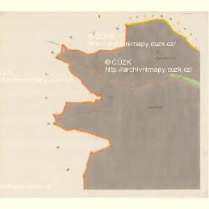 Lexen (Lissnice) - m1589-1-001 - Kaiserpflichtexemplar der Landkarten des stabilen Katasters