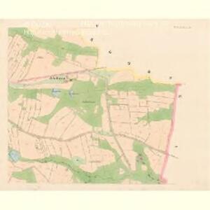 Rosshaupt - c6597-1-005 - Kaiserpflichtexemplar der Landkarten des stabilen Katasters