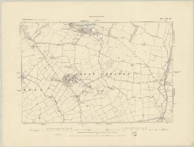Northamptonshire XXX.SW - OS Six-Inch Map