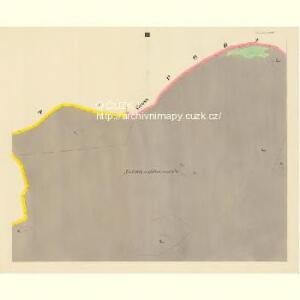 Lischnitz - c4143-1-002 - Kaiserpflichtexemplar der Landkarten des stabilen Katasters