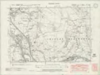 Derbyshire VIII.NE - OS Six-Inch Map