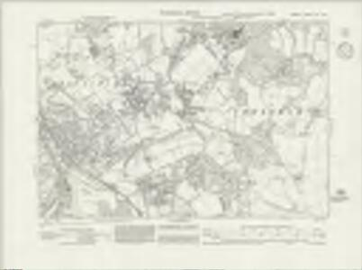 Surrey XX.SE - OS Six-Inch Map