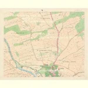 Klattau (Klattowy) - c3137-1-006 - Kaiserpflichtexemplar der Landkarten des stabilen Katasters