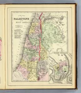 Palestine, Jerusalem.