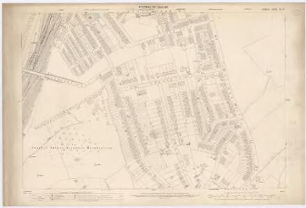 London XV.77 - OS London Town Plan