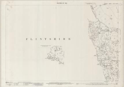 Cheshire LIX.16 & LXIVa.4 (includes: Cuddington; Halghton; Threapwood; Willington; Worthenbury) - 25 Inch Map