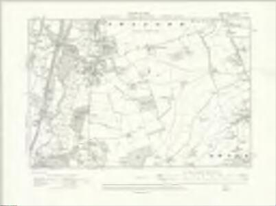 Hampshire & Isle of Wight L.SW - OS Six-Inch Map