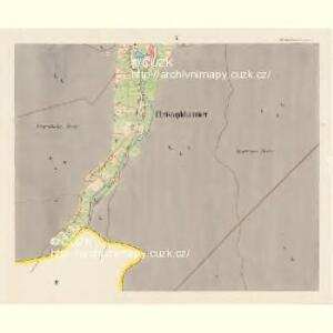 Christophhammer - c3602-1-005 - Kaiserpflichtexemplar der Landkarten des stabilen Katasters