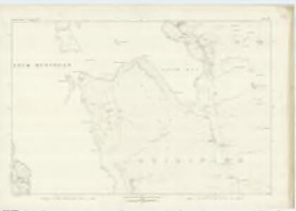 Inverness-shire (Isle of Skye), Sheet XV - OS 6 Inch map