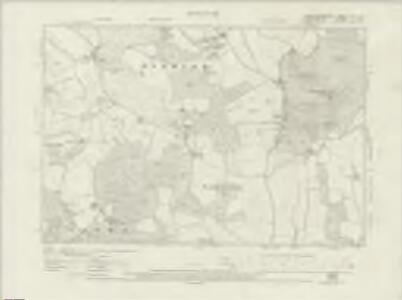 Buckinghamshire XLV.SE - OS Six-Inch Map