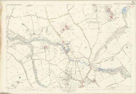 Shropshire LXVII.10 (includes: Alveley; Quatt Malvern; Romsley) - 25 Inch Map