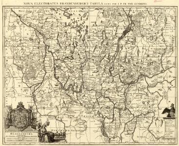 Land-Charte des Chur-Fürstenthums
