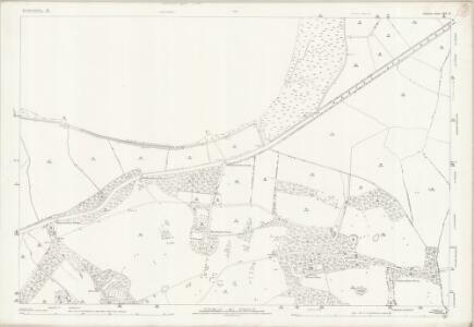 Cheshire XVI.13 (includes: Cuerdley; Halton; Norton) - 25 Inch Map
