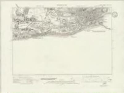 Kent LXXV.SW - OS Six-Inch Map