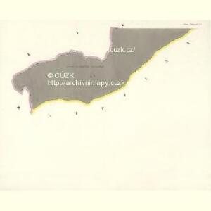 Ostrau Pohlnisch (Polsko Ostrawa) - m2784-1-009 - Kaiserpflichtexemplar der Landkarten des stabilen Katasters