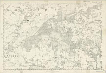 Hampshire & Isle of Wight LIII - OS Six-Inch Map