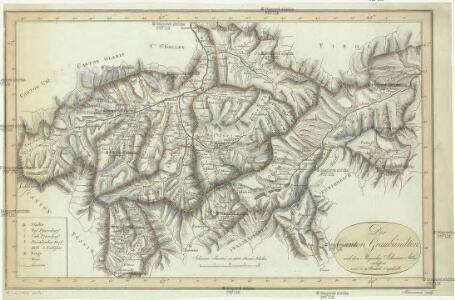 Der Canton Graubündten
