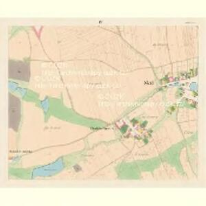 Skall (Skal) - c6925-1-004 - Kaiserpflichtexemplar der Landkarten des stabilen Katasters