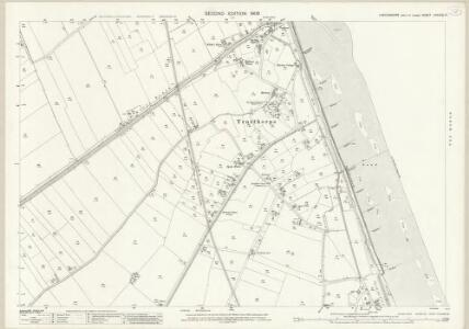 Lincolnshire LVIII.9 & 10 (includes: Mablethorpe; Sutton in the Marsh; Trusthorpe) - 25 Inch Map