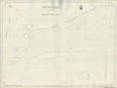 Petersham, Sheet 21, 1893