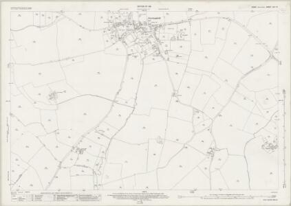Essex (New Series 1913-) n XV.14 (includes: Finchingfield; Great Bardfield) - 25 Inch Map