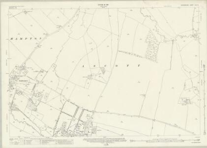 Oxfordshire XLVI.3 (includes: Chalgrove; Great Haseley; Little Milton; Stadhampton) - 25 Inch Map