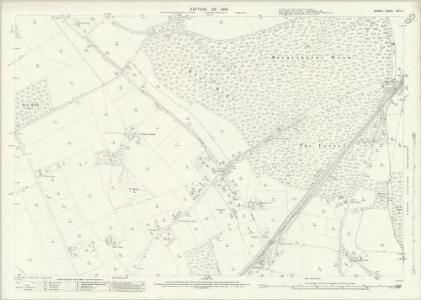 Surrey XXIV.4 (includes: East Horsley; Ockham; West Horsley) - 25 Inch Map