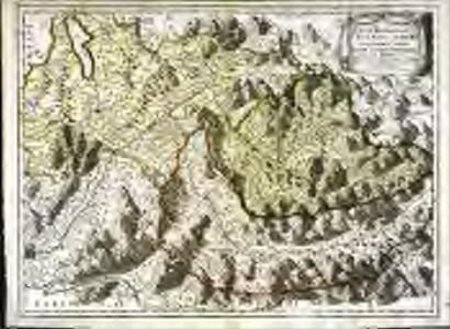 Partie meridionale des estats de Savoye
