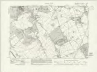 Hertfordshire XL.SW - OS Six-Inch Map