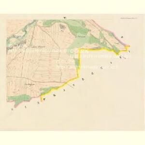 Kattowitz (Katowitz) - c3072-1-006 - Kaiserpflichtexemplar der Landkarten des stabilen Katasters
