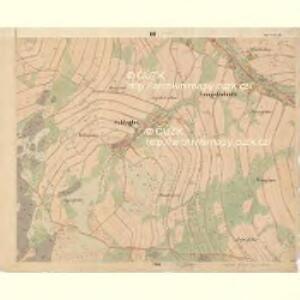 Schlagles - c7745-1-003 - Kaiserpflichtexemplar der Landkarten des stabilen Katasters