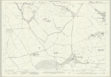 Somerset VII.8 (includes: Bitton; Charlcombe; Cold Ashton; Doynton; Weston; Wick And Abson) - 25 Inch Map