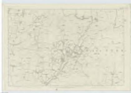 Dumfriesshire, Sheet XXXIV - OS 6 Inch map