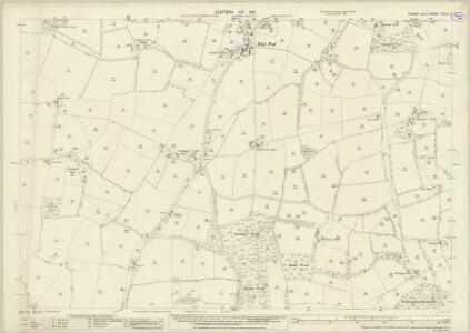 Sussex XXXVII.7 (includes: West Grinstead; Wiston) - 25 Inch Map