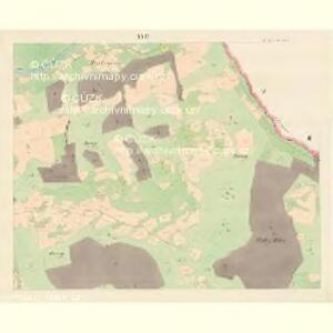 Neu Hrosenkau (Nowi Heasenkow) - m2073-1-017 - Kaiserpflichtexemplar der Landkarten des stabilen Katasters
