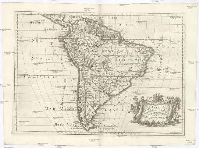 L'America meridionale