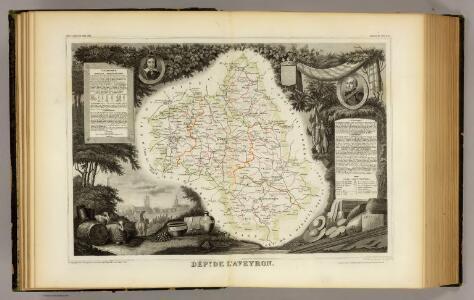 Dept. De L'Aveyron.