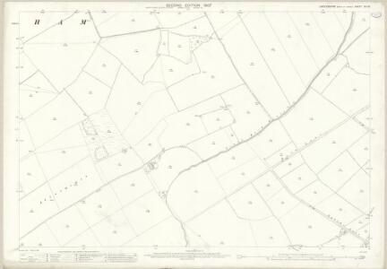 Lincolnshire XIII.16 (includes: Immingham; Stallingborough) - 25 Inch Map