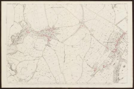 Devon CXXVIII.1 (includes: Brixham; Churston Ferrers; Stoke Gabriel) - 25 Inch Map