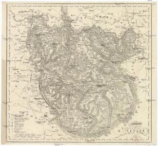 Zemljepis od Serbije