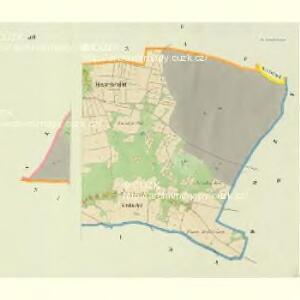 Ober Einsiedel - c2125-1-002 - Kaiserpflichtexemplar der Landkarten des stabilen Katasters