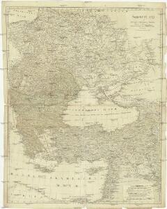 Schauplatz des russisch-türkischen Krieges
