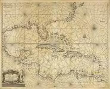 Pascaerte vande caribische eylanden
