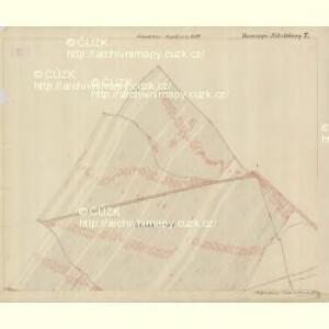 Nikolsburg - m1785-1-010 - Kaiserpflichtexemplar der Landkarten des stabilen Katasters